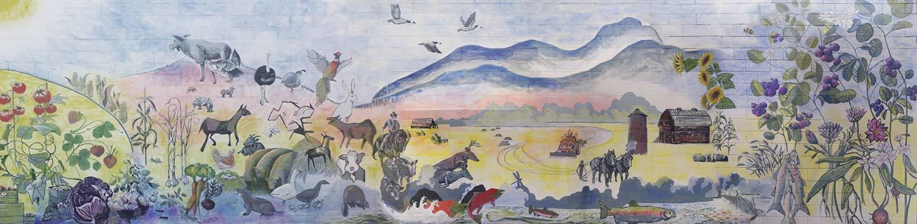 West Mural